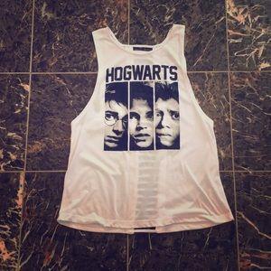Harry Potter tank